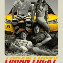 Locandina di Logan Lucky