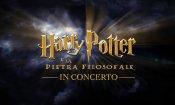 Harry Potter e La Pietra Filosofale in Concerto, il 2 e il 3 giugno a Napoli