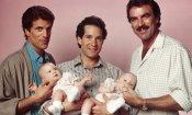 Tre scapoli e un bebé: svelato il mistero del fantasma che compare nel film