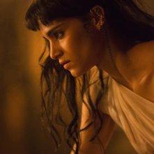 La Mummia: Sofia Boutella in un momento del film