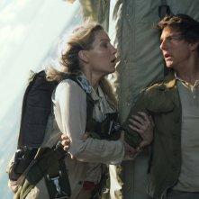 La Mummia: Tom Cruise e Annabelle Wallis in una scena del film