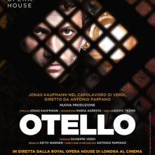 Locandina di Royal Opera House: Otello