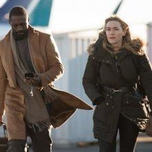The Mountain Between Us: i protagonisti Kate Winslet e Idris Elba