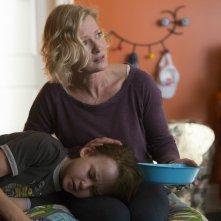 Quando un padre: Gretchen Mol e Max Jenkins in una scena del film
