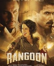 Locandina di Rangoon