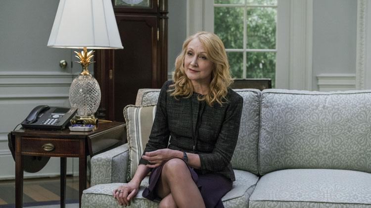 House of Cards: una scena della quinta stagione