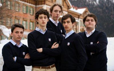 I figli della notte: un misterioso e inquietante collegio per la spietata classe dirigente del futuro