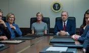 House of Cards: paura sul set a causa di un killer in fuga