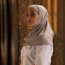 Aspettando il Re: Sarita Choudhury in un momento del film