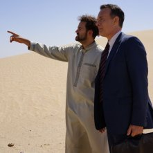 Aspettando il Re: Tom Hanks e Alexander Black in un momento del film