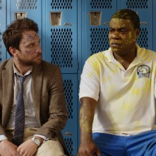 Botte da prof.: Charlie Day e Tracy Morgan in una scena del film