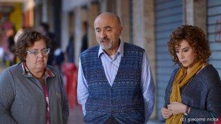 Il crimine non va in pensione: Rosaria D'Urso, Ivano Marescotti e Stefania Sandrelli in una scena del film