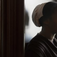 Lady Macbeth: Naomi Ackie in una scena del film