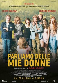Parliamo delle mie donne in streaming & download