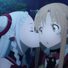 Sword Art Online. Ordinal Scale – The Movie: un momento del film d'animazione