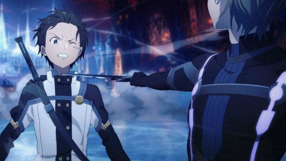 Sword Art Online. Ordinal Scale – The Movie: un'immagine tratta dal film animato