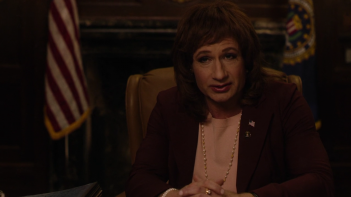 I segreti di Twin Peaks: David Duchovny in una scena