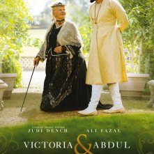 Locandina di Victoria e Abdul