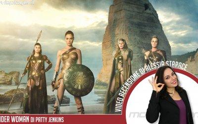 Wonder Woman - Video recensione