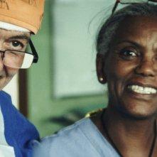 Chirurgo ribelle: Erik Erichsen e la moglie Sennait Erichsen in un'immagine del documentario