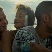 Corniche Kennedy: Lola Creton, Kamel Kadri e Alain Demaria in una scena del film
