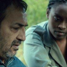 Corniche Kennedy: Aïssa Maïga e Moussa Maaskri in una scena del film