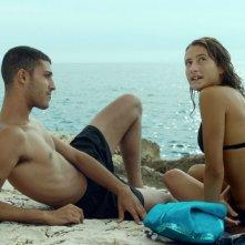 Corniche Kennedy: Lola Creton e Kamel Kadri in una scena del film