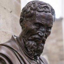 Michelangelo - Amore e Morte: un'immagine tratta dal documentario