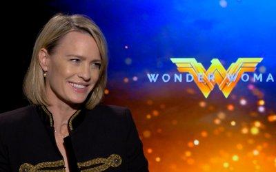 """Wonder Woman, per Robin Wright """"insegna a maschi e femmine a far sentire la propria voce"""""""
