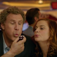 Casa Casinò: Will Ferrell e Amy Poehler in una scena del film