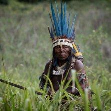 Civiltà perduta: un momento del film