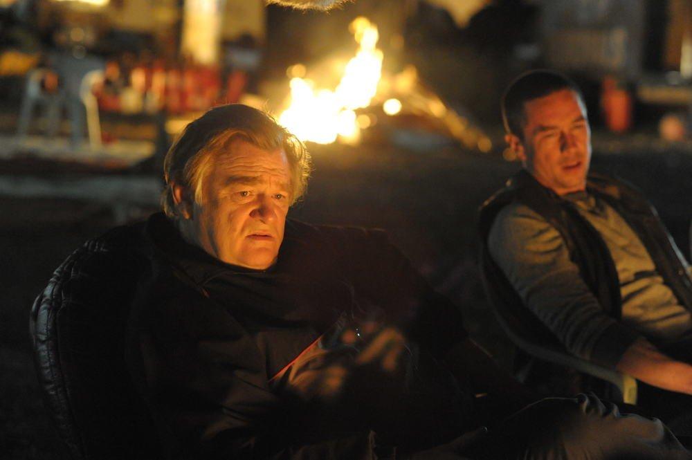 Codice criminale: Brendan Gleeson e Killian Scott in una scena del film
