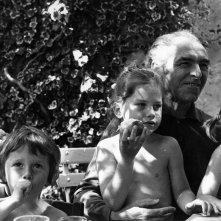 Robert Doisneau - La lente delle meraviglie: Doisneau in un'immagine che lo ritrae