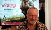 The Man Who Killed Don Quixote: Terry Gilliam ha finito le riprese!
