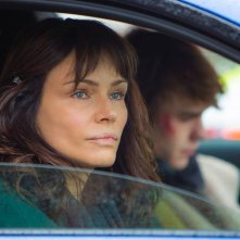The Habit of Beauty: Francesca Neri e Nico Mirallegro in una scena del film