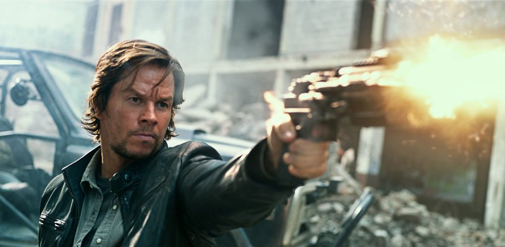 Transformers - L'ultimo cavaliere: Mark Wahlberg in una scena del film