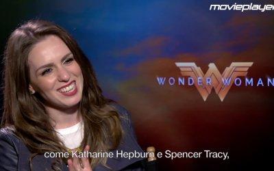 Wonder Woman: Video intervista a Patty Jenkins