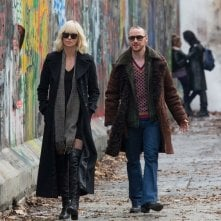 Atomic Blonde: Charlize Theron in una foto del film