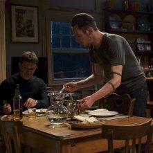 Black Butterfly: Antonio Banderas e Jonathan Rhys Meyers in una scena del film