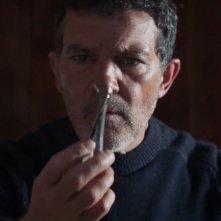 Black Butterfly: Antonio Banderas in una scena del film