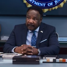 CHiPs: Isiah Whitlock Jr. in una scena del film
