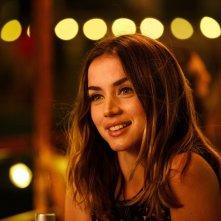 Overdrive: Ana de Armas in una scena del film