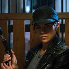 Revenger: Michelle Rodriguez in una scena del film