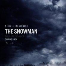 Locandina di L'uomo di neve