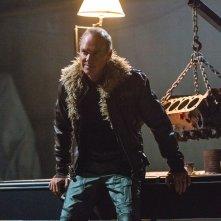 Spider-Man: Homecoming, Michael Keaton in una scena del film