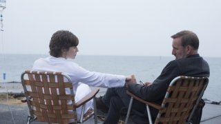 The Leftovers: Carrie Coon e Christopher Eccleston in The Book of Nora