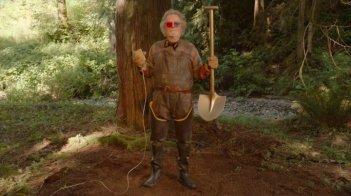 I segreti d Twin Peaks - Russ Tamblyn in una scena