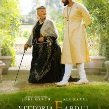 Locandina di Vittoria e Abdul