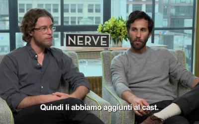 Nerve - videointervista a registi Henry Joost & Ariel Schulman