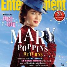 Mary Poppins Returns: la copertina di Entertainment Weekly